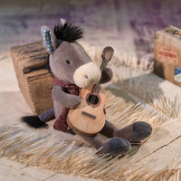 "Ragtales: Pedro The Donkey - 7"" Ragtag Plush"
