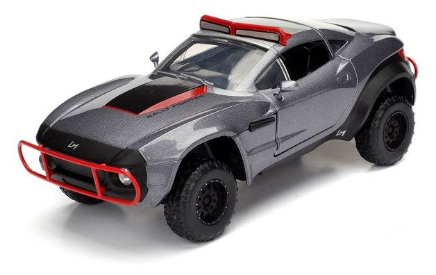 Jada 1/32 Fast & Furious 8 Rally Fighter Diecast Model