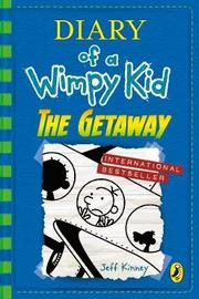 Diary of a Wimpy Kid: The Getaway (book 12) by Jeff Kinney image