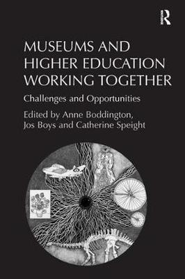 Museums and Higher Education Working Together by Jos Boys image