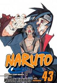 Naruto: v. 43 by Masashi Kishimoto image