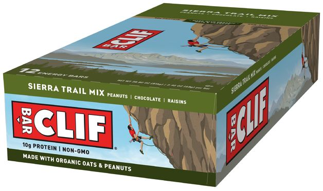 Clif Bar - Sierra Trail Mix (Box of 12)