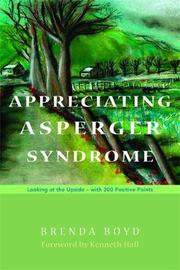 Appreciating Asperger Syndrome by Brenda Boyd