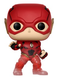 Justice League - Flash (Transparent Running) Pop! Vinyl Figure (LIMIT - ONE PER CUSTOMER)