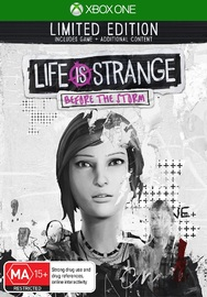 Life is Strange: Before the Storm Limited Edition for Xbox One