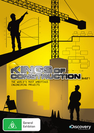Kings of Construction DVD