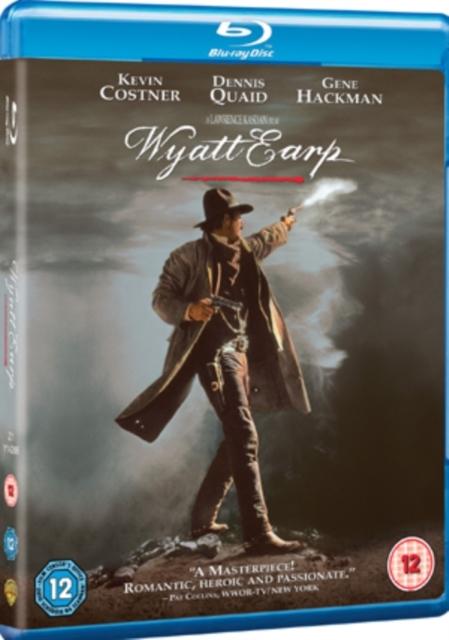 Wyatt Earp on Blu-ray