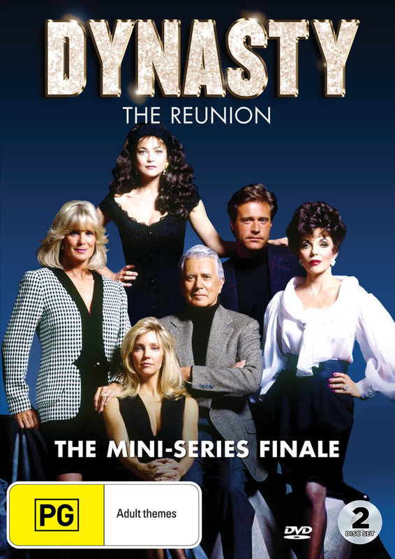 Dynasty: The Finale Mini-series (1991) on DVD