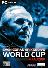 Sven Erikssons World Cup Manager for PC Games