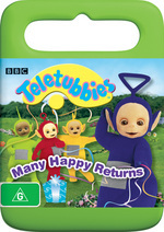 Teletubbies - Many Happy Returns on DVD