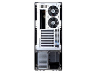 "SilverStone ""Temjin Series"" TJ07 Black ATX Tower Case with Window image"