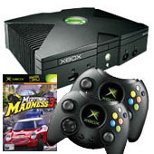 Xbox Midtown Madness 3 Bundle for Xbox