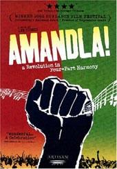 Amandla! A Revolution In Four-part Harmony on DVD