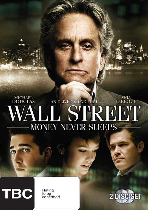 Wall Street: Money Never Sleeps (2 Disc Set) on DVD