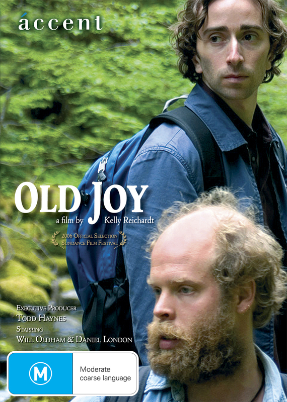 Old Joy on DVD