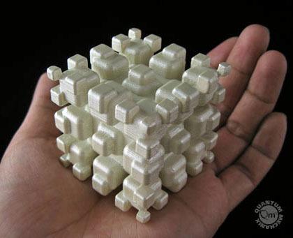 Super 8 Argus Cube Prop Replica