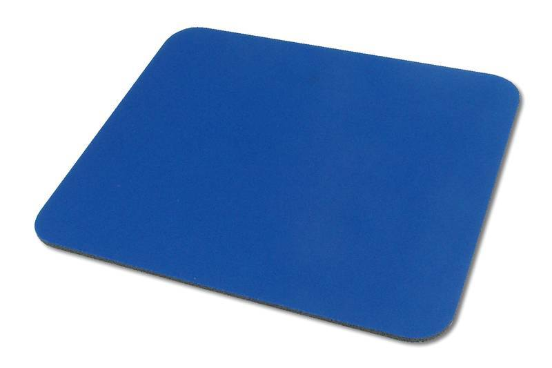 Digitus Blue Basic Mouse Pad image