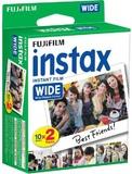 Fujifilm Instax Wide Film - 20 Pack