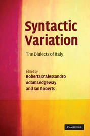 Syntactic Variation