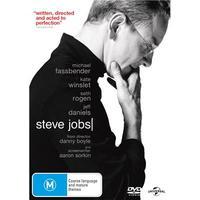 Steve Jobs on DVD