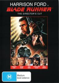 Blade Runner - The Director's Cut on DVD image