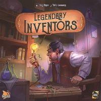 Legendary Inventors - Board Game