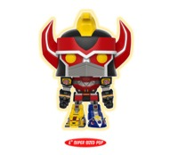 "Power Rangers - Mega Zord (Glow Ver.) 6"" Pop! Vinyl Figure"