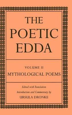 The Poetic Edda Volume II image