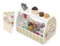 Melissa & Doug: Scoop & Serve - Ice Cream Counter