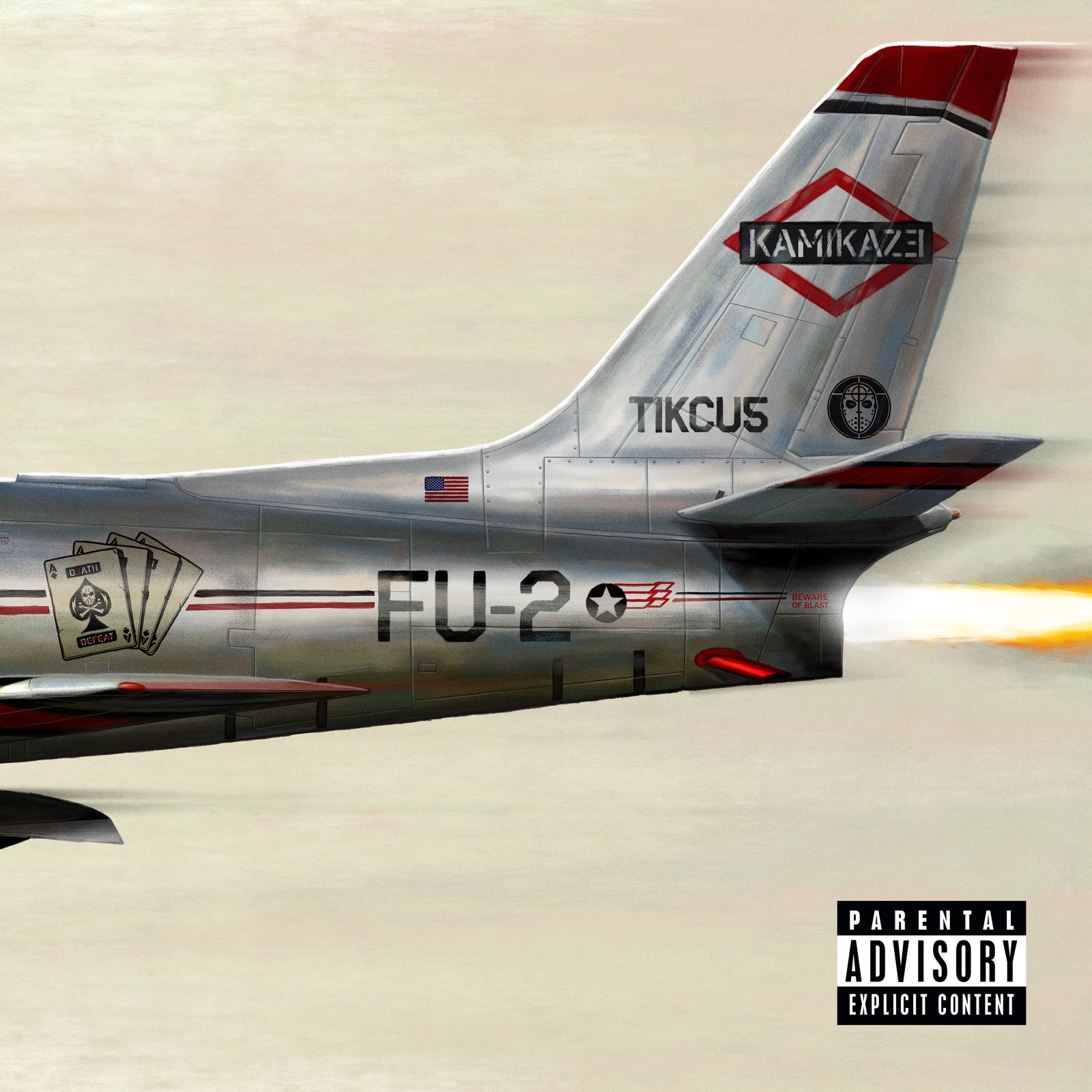 Kamikaze by Eminem image