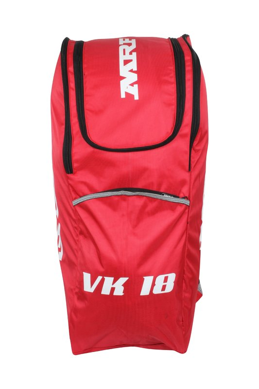 MRF VK18 Wheelie Kitbag (Red)