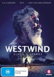 Westwind: Djalu's Legacy on DVD