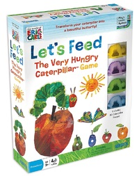 Eric Carle: Let's Feed the Very Hungry Caterpillar - Board Game