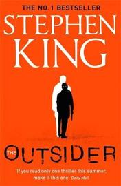 The Outsider by Stephen King image