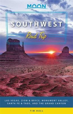 Moon Southwest Road Trip (Second Edition) by Tim Hull image