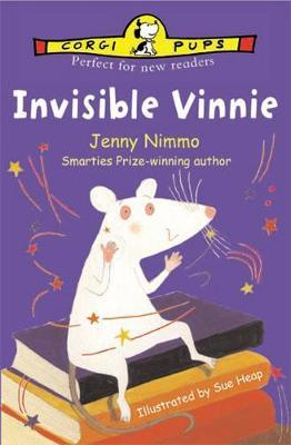 Invisible Vinnie by Jenny Millward image