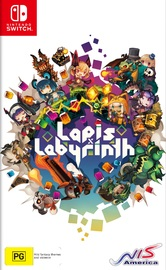 Lapis x Labyrinth X Limited Edition for Switch