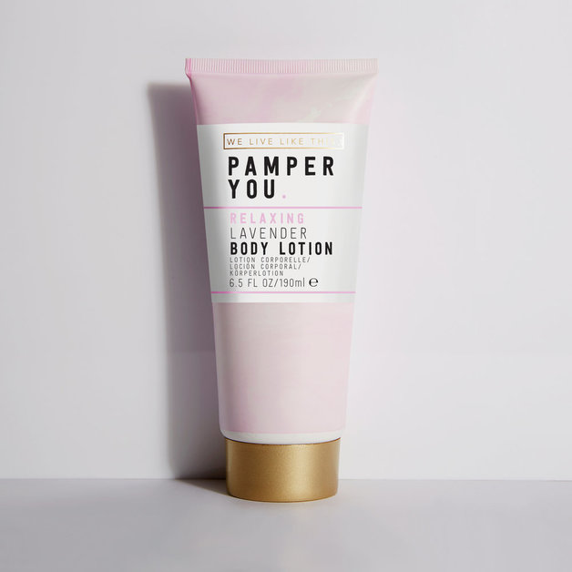 We Live Like This: Pamper You Body Lotion - Lavender (190ml)