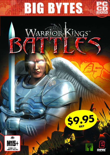 Warrior Kings: Battles for PC Games image