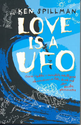 Love is a UFO by Ken Spillman image