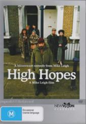 High Hopes on DVD