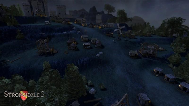 Stronghold 3 screenshot