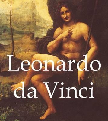 Mega Square Leonardo Da Vinci by Parkstone Press