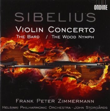Violin Concerto: The Bard/The Wood Nymph by Helsinki Philharmonic Orchestra