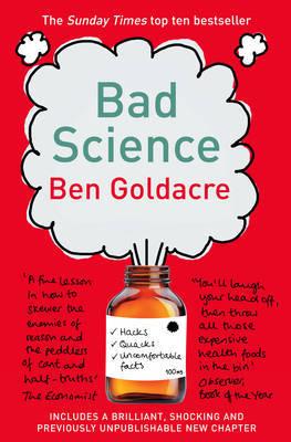 Bad Science by Ben Goldacre