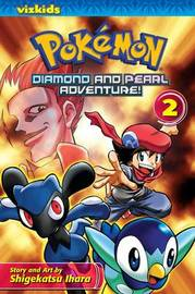 Pokemon Diamond and Pearl Adventure: v. 2 by Shigekatsu Ihara