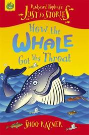 How The Whale Got His Throat by Shoo Rayner image
