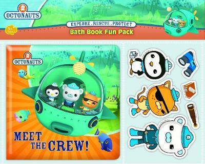 Octonauts Bath Book Meet the Crew image