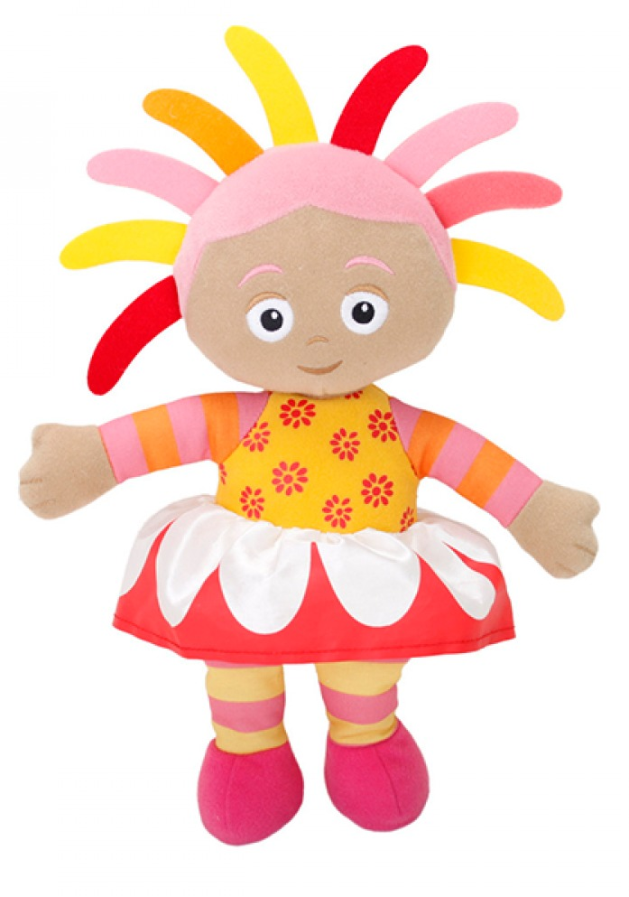 In The Night Garden: Upsy Daisy - Large Talking Plush image