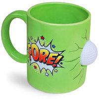 Fore! Golfer's Mug
